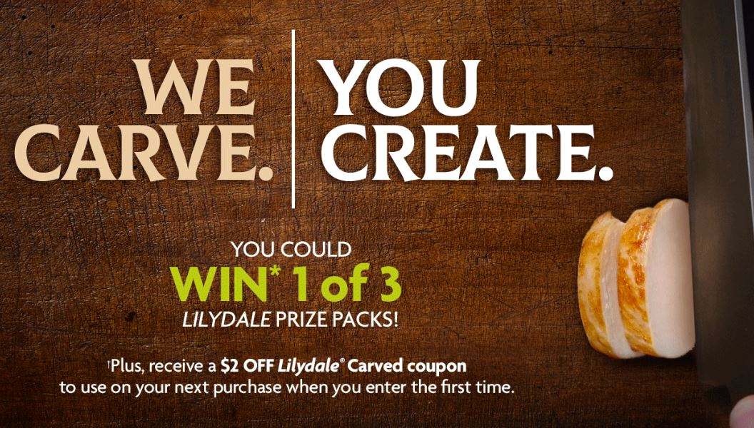 Lilydale Canada: Enter To Win One Of Three Prize Packs + Get A $2 Coupon