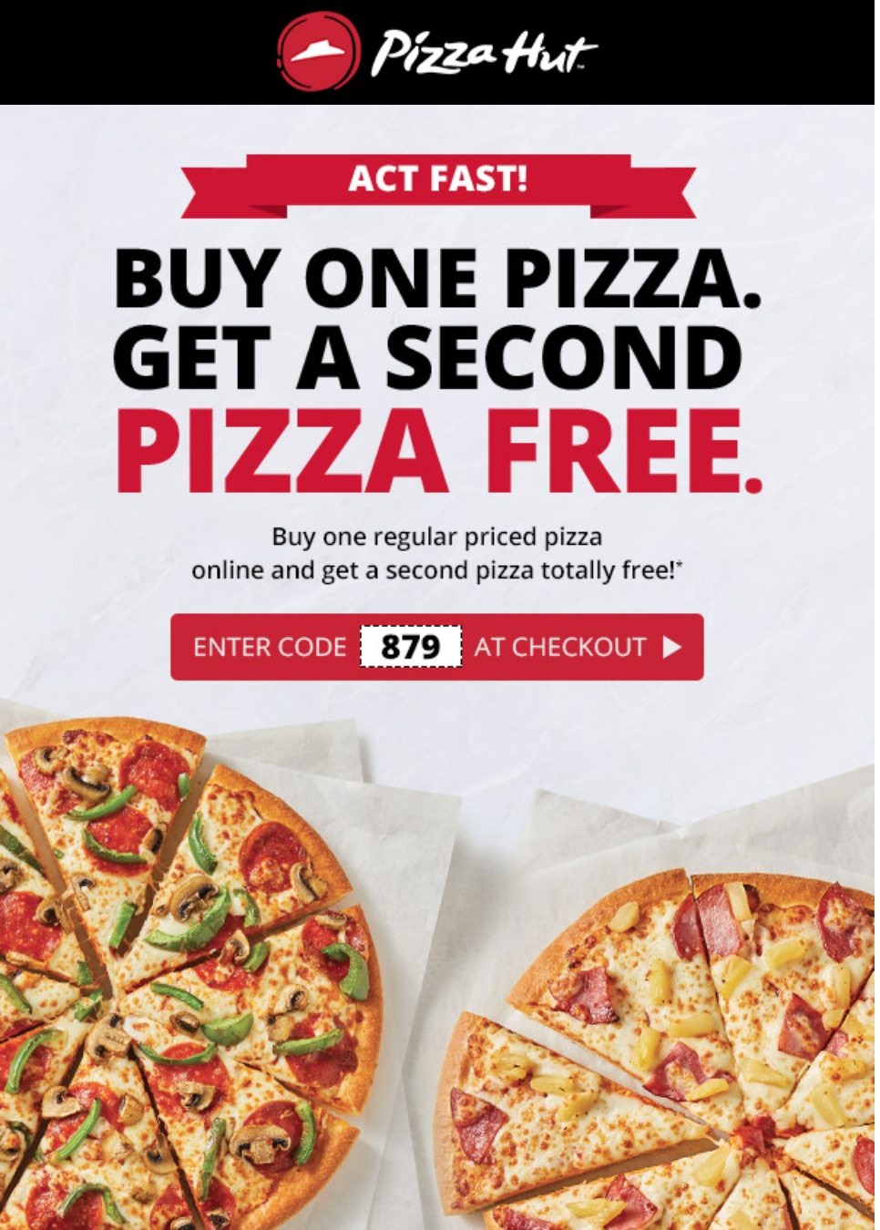 Pizza Hut Canada Promotions Buy One Pizza Get Another One Free Canadian Freebies Coupons Deals Bargains Flyers Contests Canada