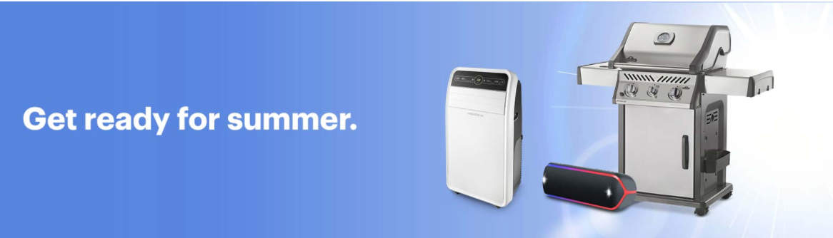 Best Buy Canada Get Ready for Summer Sale: Great Savings on Summer Deals