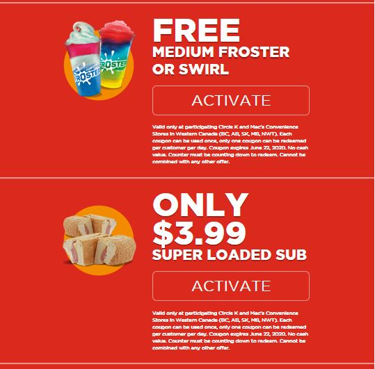 Circle K Canada: Western Digital Coupons Available ...