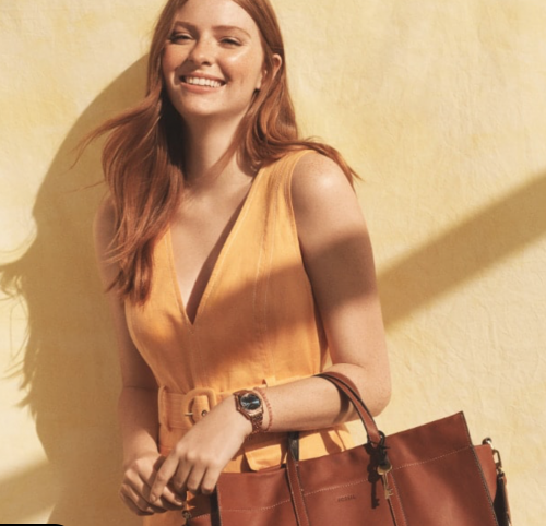 Fossil Canada Sale: 30% Off Watches & Jewelry Using Promo Code + Up to 50% Off Sale& FREE Shipping