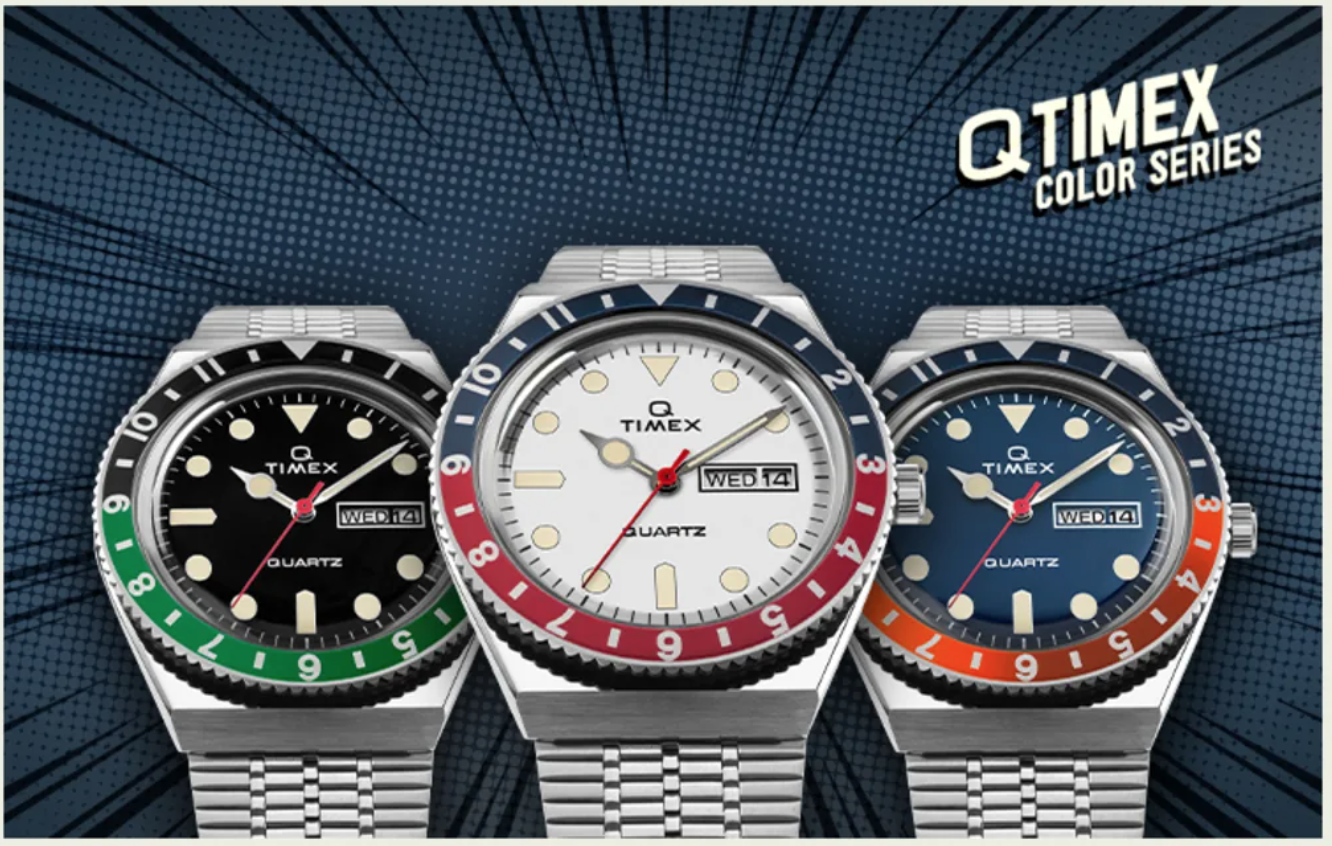 Timex Canada Flash Sale: Save an Extra 20% off Select Watches with Coupon Code!