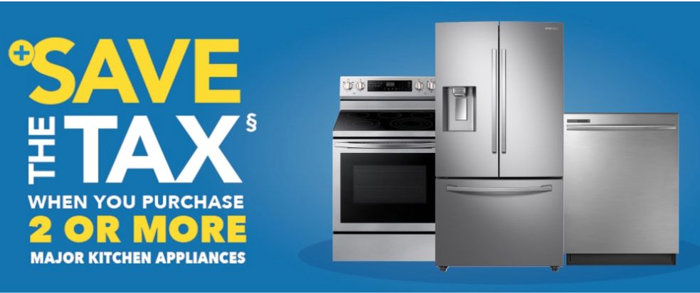 Lowe's Canada Weekly Sale:Buy More Save More Kitchen Major Appliances + More Deals