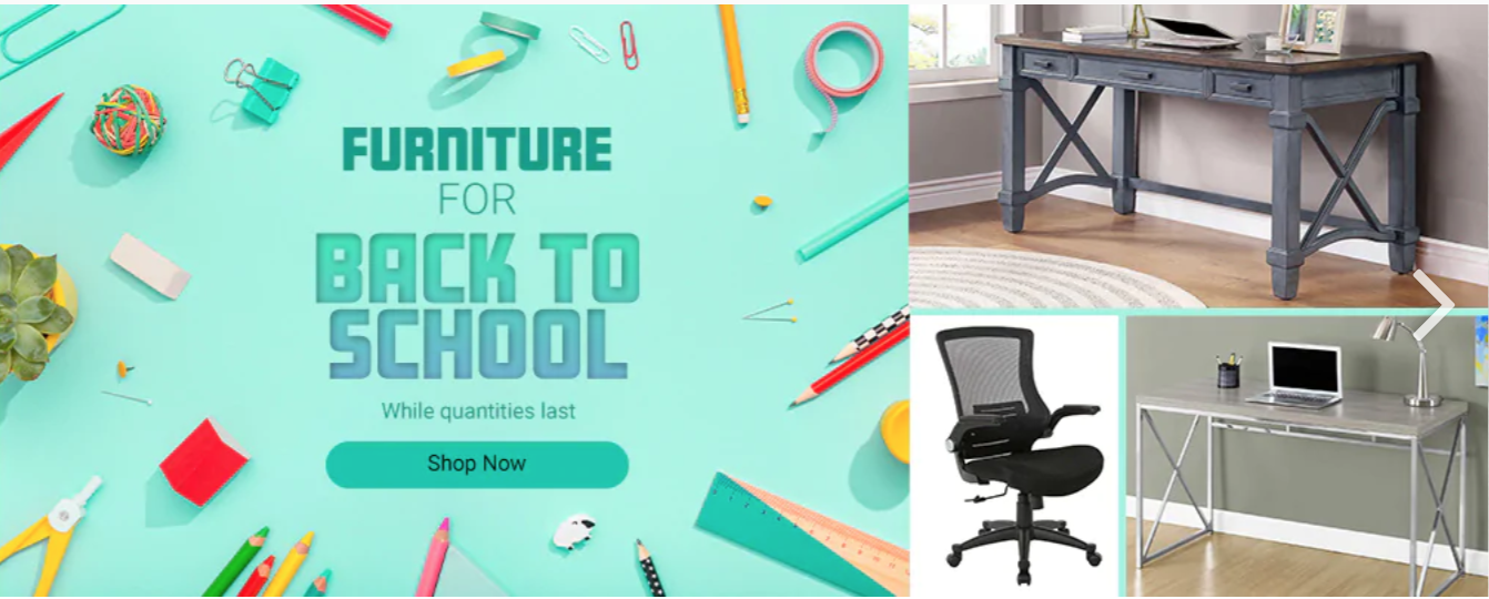 Costco Canada Back To School Deals: Enjoy Great Savings on Furniture for Back to School