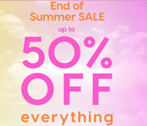 Ardene Canada Deals: Up To 50% Off Everything Including Tees, Sleepwear, Graphic Tees & More