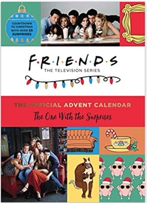 Amazon Canada Deals: Friends – The Official Advent Calendar – The One With the Surprises Friends TV Show Gift