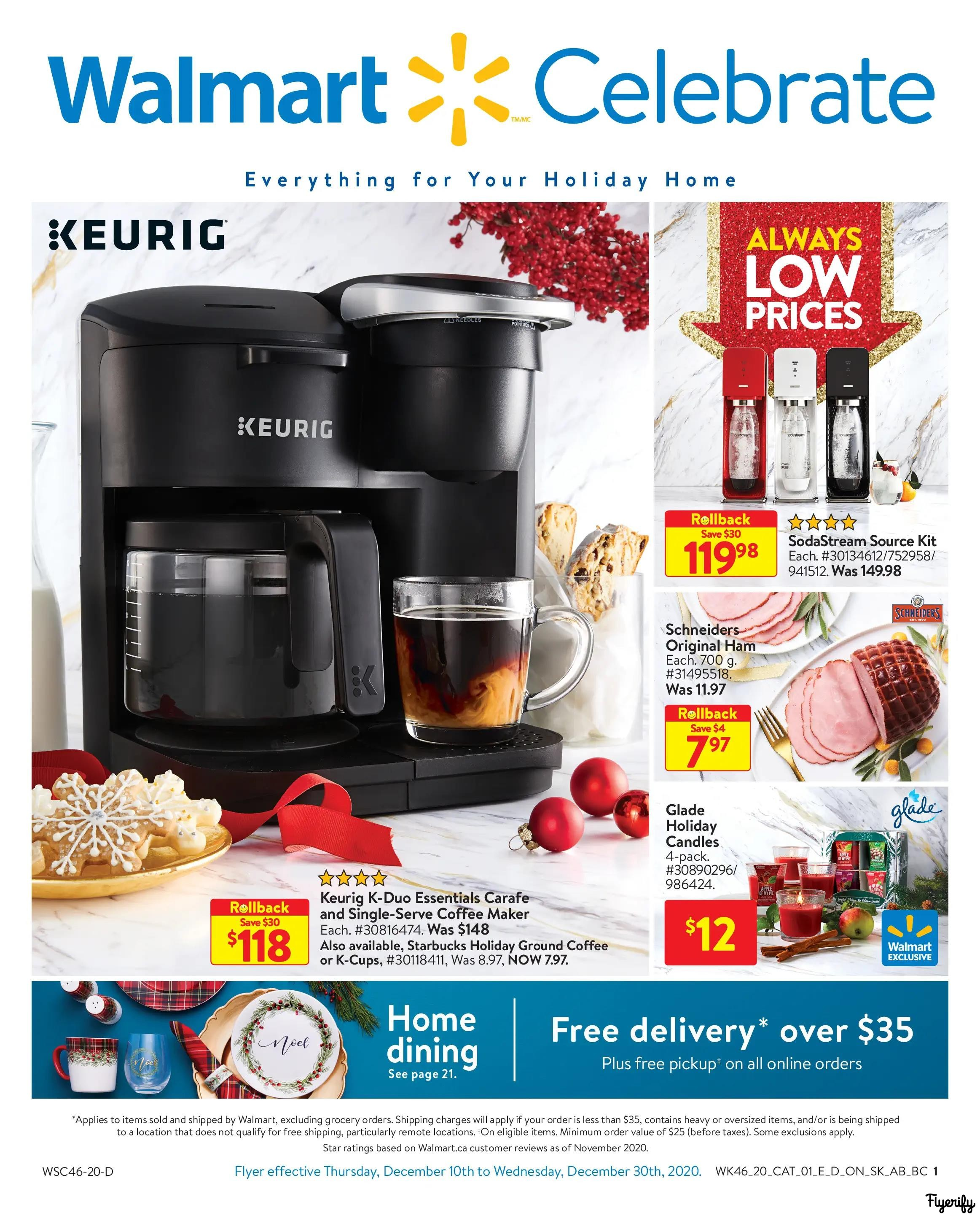 Walmart Canada Boxing Day / Week Flyer December 24 to 30 ...