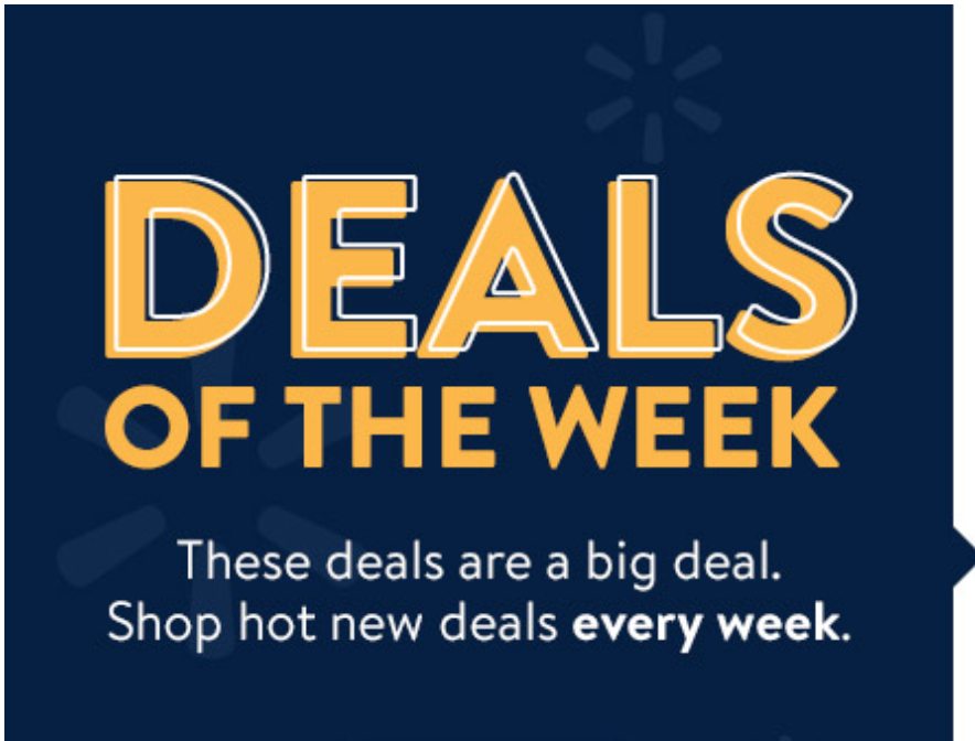 Walmart Canada Online Deals of the Week: Save up to 70% off Many Items Including Electronics, Appliances, Toys & Health + More Offers
