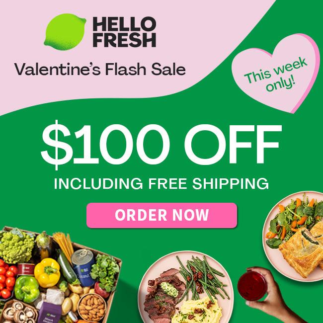 澳洲打折:HelloFresh注册码100刀优惠|HelloFresh coupon|HelloFresh生鲜电商撸羊毛|HelloFresh优惠码|澳洲值得买