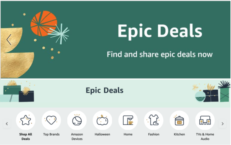Amazon Canada Epic Deals: Save up to 75% Off